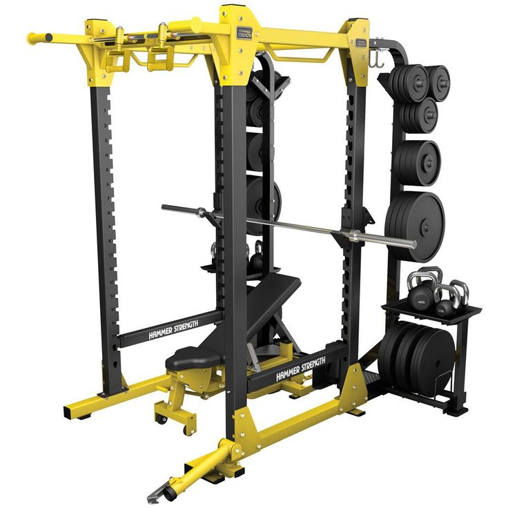 Power Rack Dimensions for Body Workout