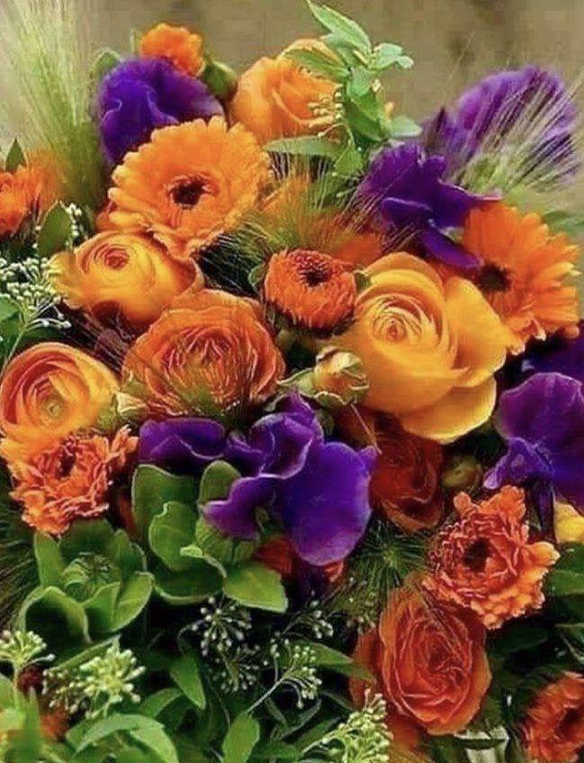 Pin By Barbara Eaton On Flowers In 2020 Flowers Birthday