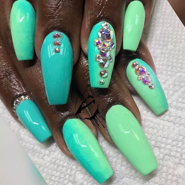 Mejores Más de 75 imágenes de Nails en Pinterest | Diseños de uñas ...