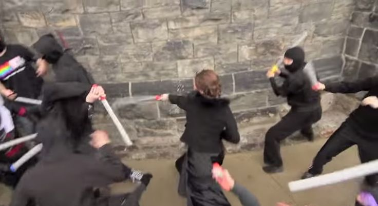 If You Pick Up a Sword in Toronto, Be Prepared for a Ninja Battle