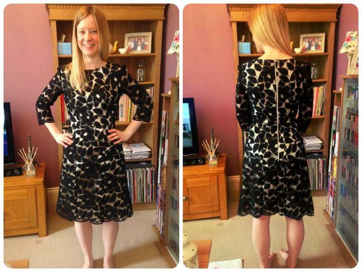 Black Lace Dress 2