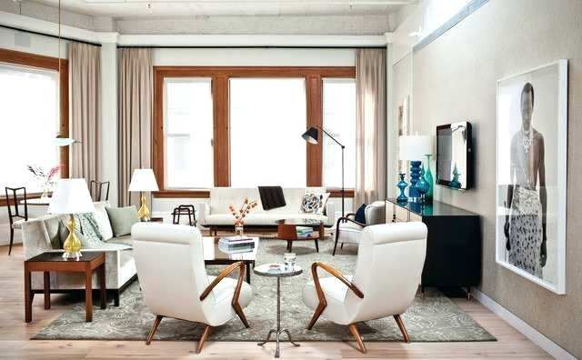 Living Room No Tv How To Set Up Your Living Room Without A Focus On The Tv Living Room Interior House Interior Home Living Room Neutral Colour Pallet With Comfortable