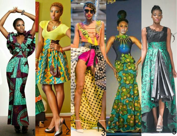 THE BEST OF AFRICAN FASHION 2014!