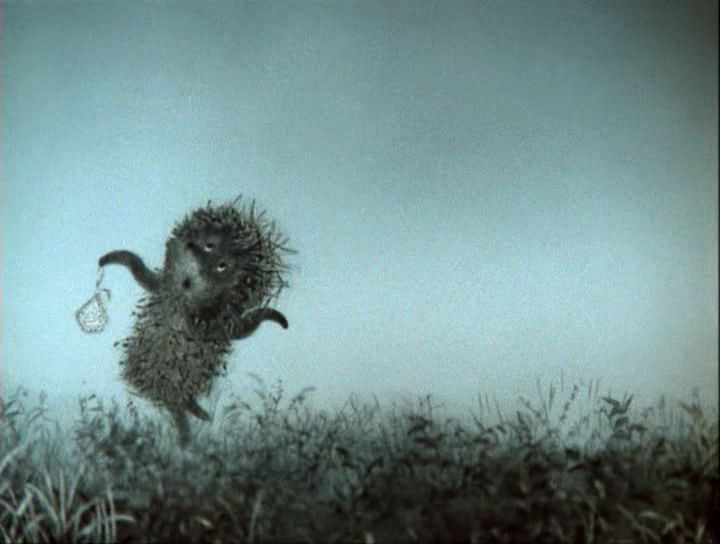 "One of the best Russian cartoon: ""Hedgehog in the Fog"""