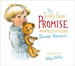 The Teddy Bear's Promise (hardback)
