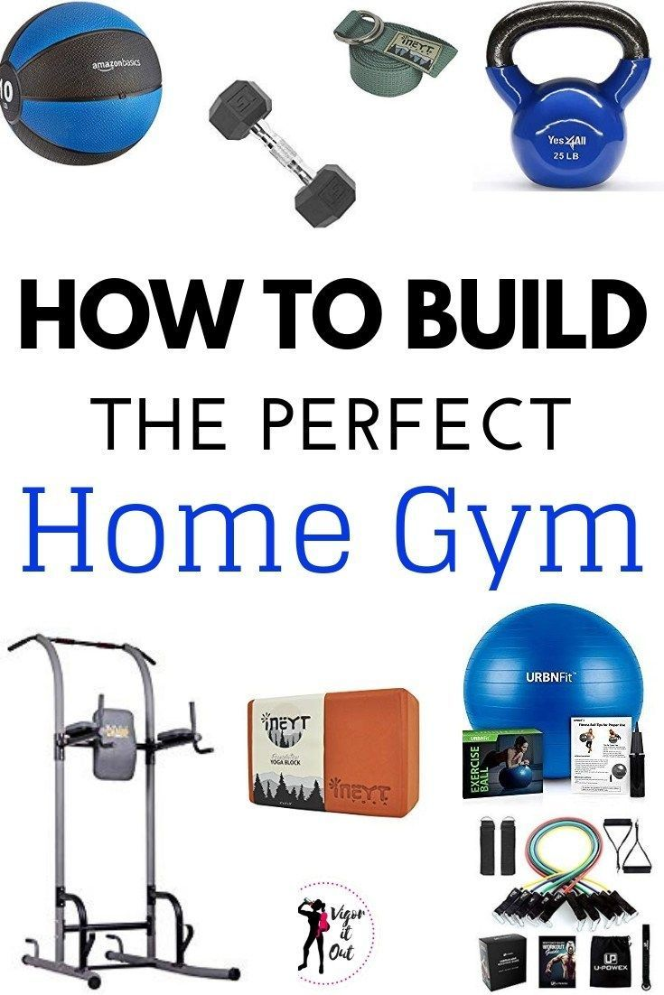 Home gym equipment Ideas in 2020 Workout room home, Home