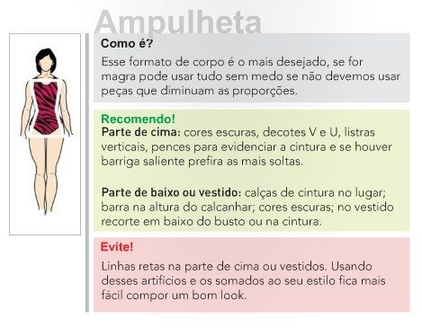 Corpo Ampulheta