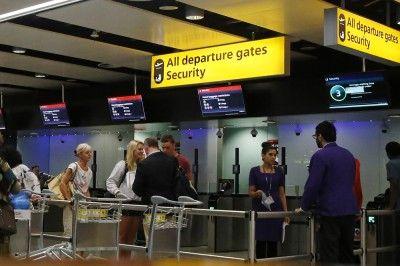 Londres: pas d'appareils éléctroniques déchargés sur ses vols au départ ou à l'arrivée
