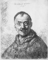 Image result for rembrandt etching