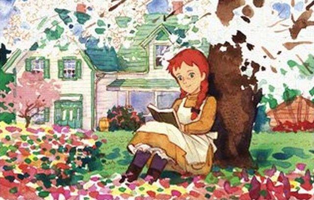 Akage no Anne 赤毛のアン 1979