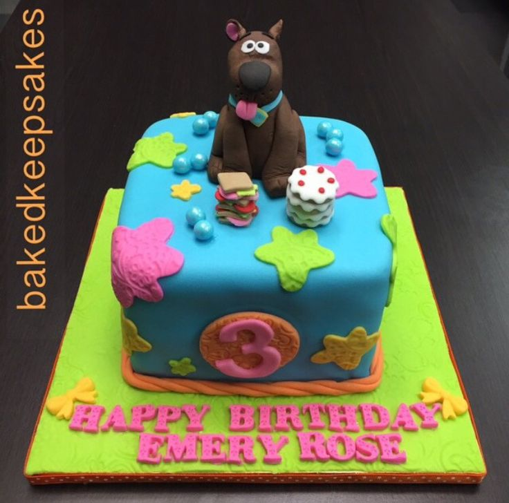 Scooby Doo Baby Shower Theme: 17 Best Images About Baked Keepsakes On Pinterest