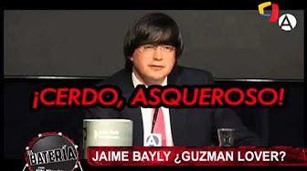 JAIME BAYLY ANALIZA CANDIDATURA DE JULIO GUZMAN