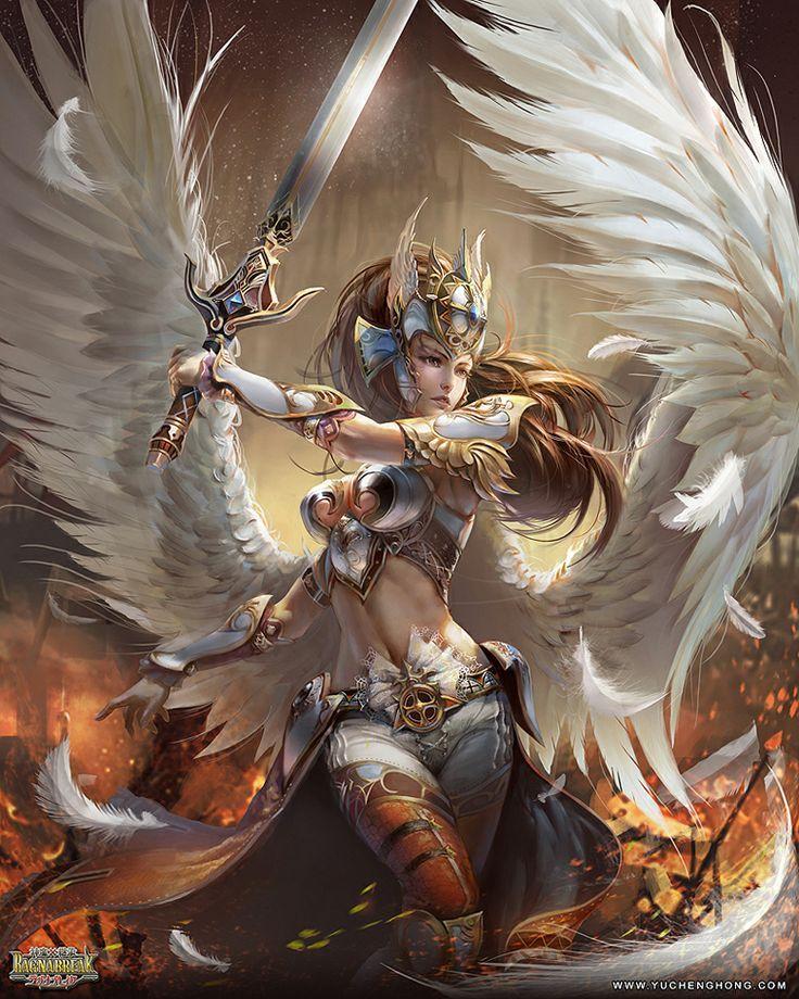 Angel I Knight