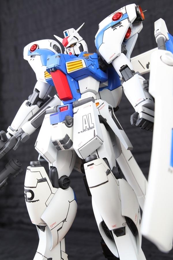 """Gundam RX-78 Gp04 """"Gerbera"""" - Super G -"""