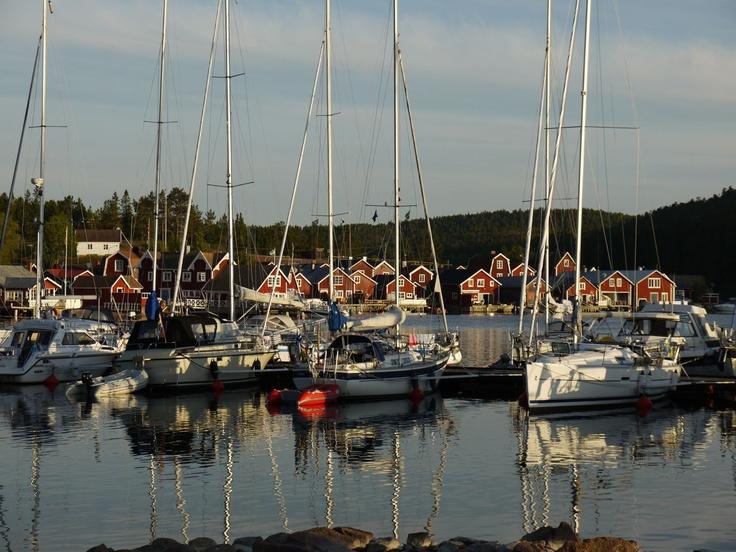 S/Y Dolphin Dance sailing blog   Norrfällsviken