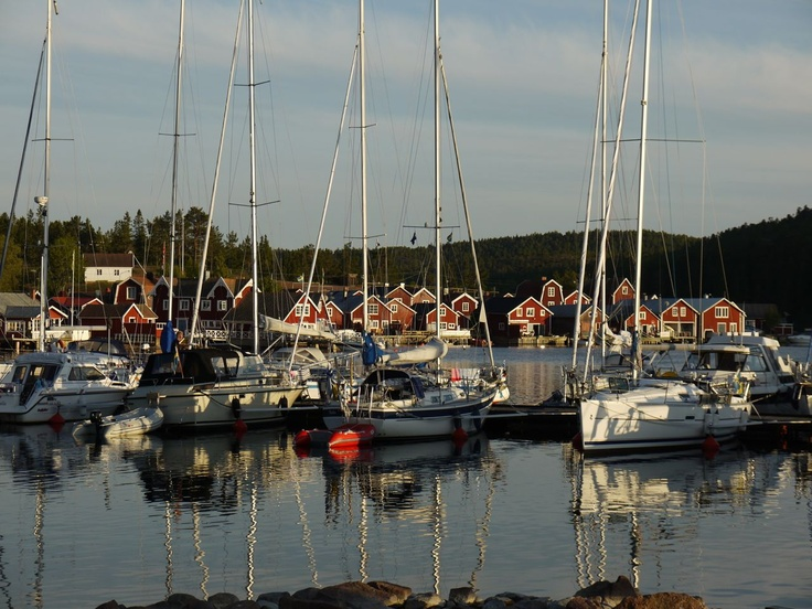 S/Y Dolphin Dance sailing blog | Norrfällsviken