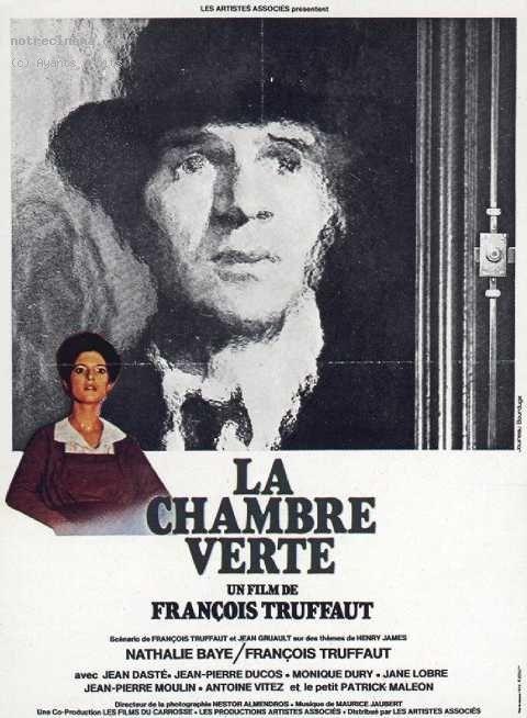 """""""La chambre verte"""" (1978). Country: France. Director: François Truffaut. Cast: François Truffaut, Nathalie Baye, Jean Dasté, Jean-Pierre Moulin, Antoine Vitez"""