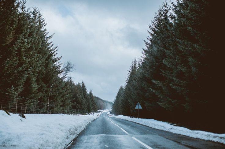 Северо-Шотландское нагорье by Daniel Farò #Scotland