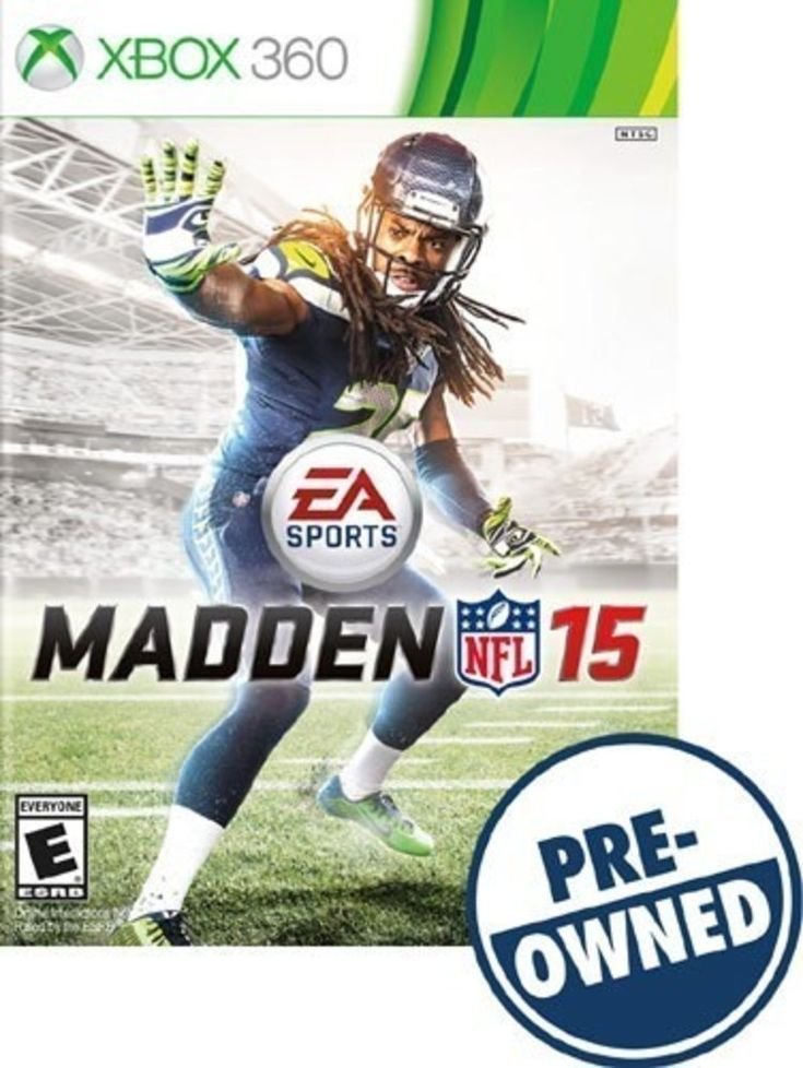Madden NFL 15 - PRE-Owned - Xbox 360
