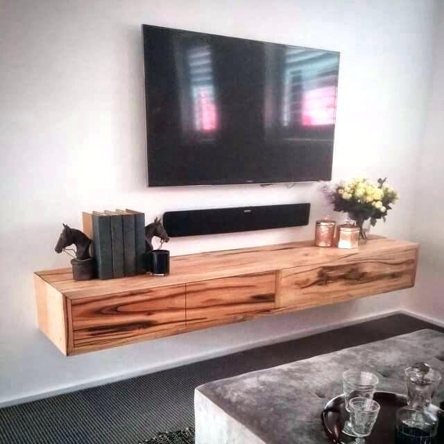Tv Wall Stand Shelf