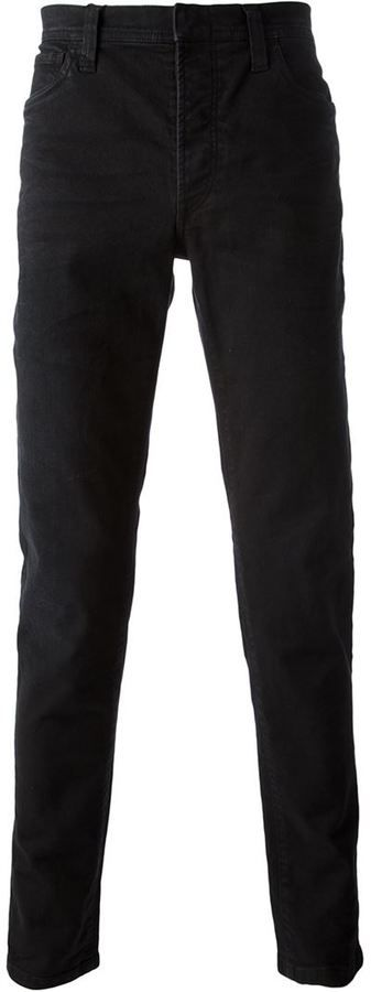 $437, Skinny Jeans by Dolce & Gabbana. Sold by farfetch.com. Click for more info: http://lookastic.com/men/shop_items/140075/redirect