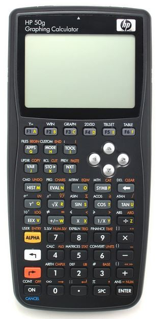 HP 50g Graphing Calculator A true engineering tool. Videos and tutorials  https://www.youtube.com/channel/UCrS9EKHuxY7wHBY3BGlZ8Kg