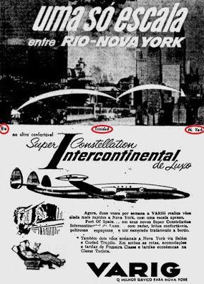 ANOS DOURADOS: IMAGENS & FATOS: IMAGENS = ANÚNCIO de 1958