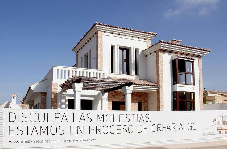 En Arquitania Business @ABArquitania cuidamos de tu #proyecto hasta el último detalle. Siempre respetando el #entorno