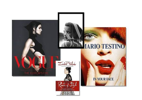'Kate Moss' and other superbooks  Impress the best-dressed girl on your gift list with the latest fashion titles