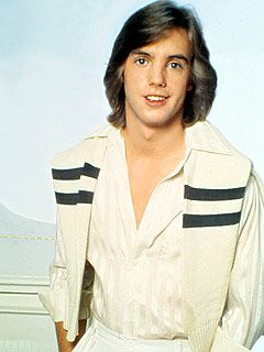 Shaun Cassidy poster I had in my room as a girl. My first serious crush.