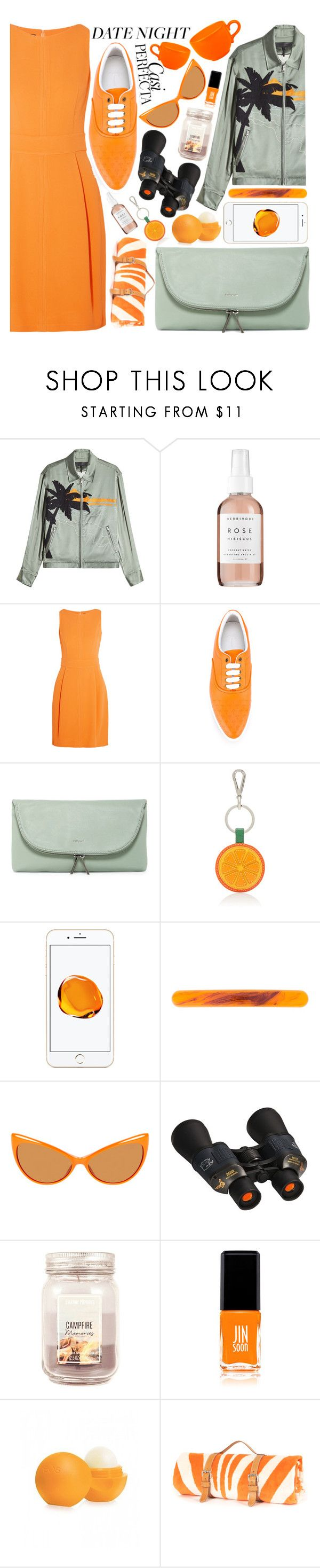 """""""Summer when you aren't lonely"""" by sugaplump ❤ liked on Polyvore featuring rag & bone, Herbivore, Raoul, Tomas Maier, Matt & Nat, Whiteley, Barneys New York, THEATRE PRODUCTS, Tom Ford and JINsoon"""