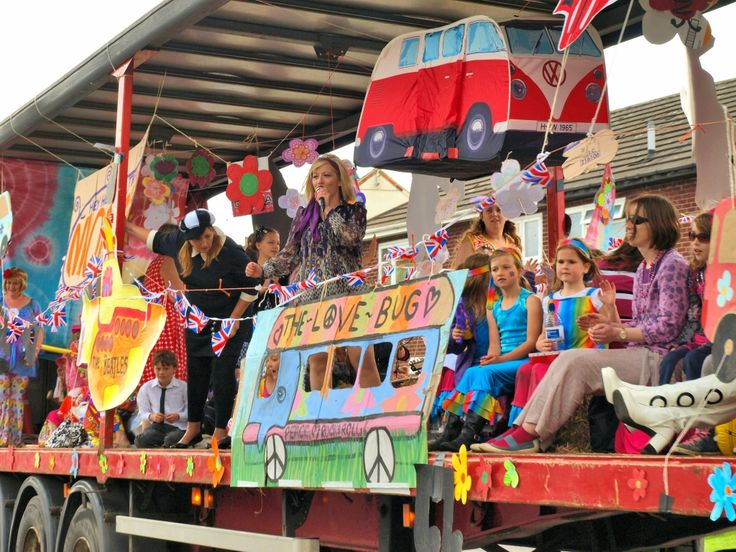christmas carnival floats - Google Search