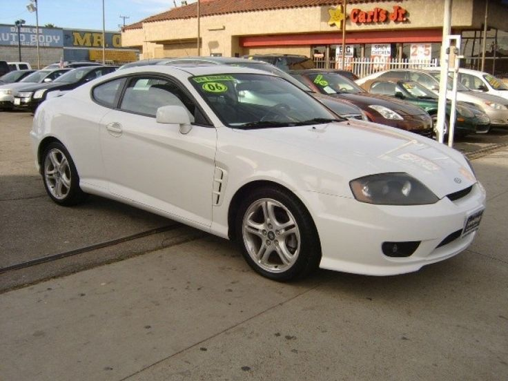 2006 Hyundai Tiburon GT $3995 http://www.vannuysauto.com/inventory/view/8655654