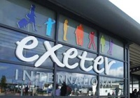 I lovew to fly from Exeter or Newquay airport if I can