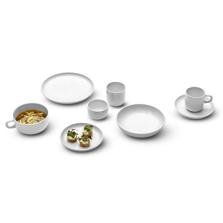 Produkty Figgjo - porcelán pro profesionální kuchyně