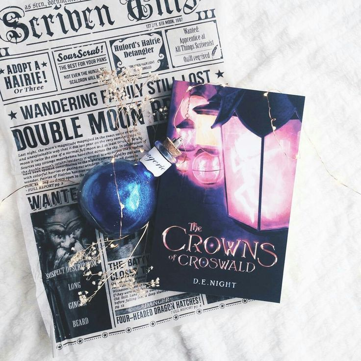 The Crowns of Croswold by D.E. Night