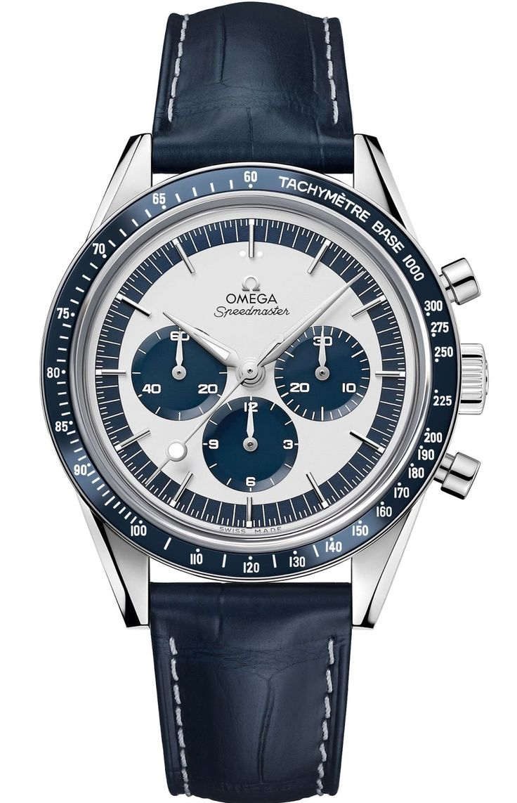 "Master Horologer: Omega Speedmaster ""CK2998"" Limited Edition"