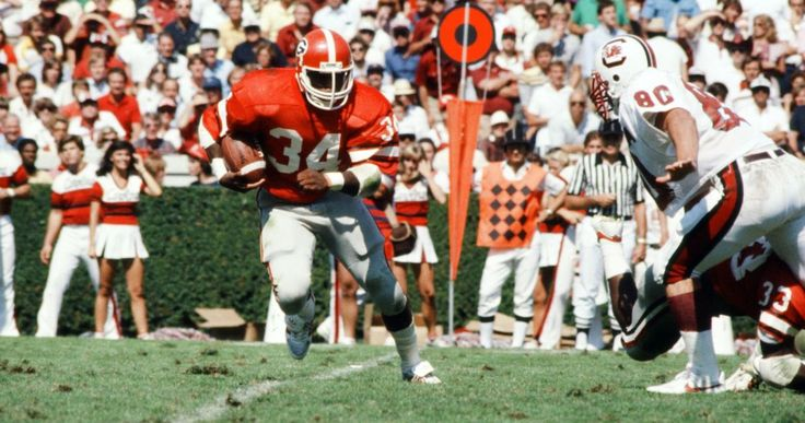 Some fans would say Herschel Walker is the greatest running back in college football history, but Barry Switzer says Marcus Dupree was better than Walker.