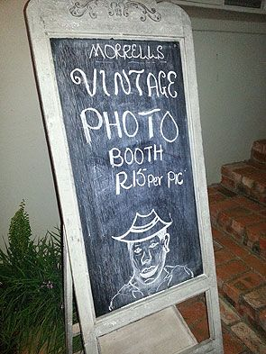 The photo booth gives you a chance to take the vintage movie night memories with you  @Morrells Manorhouse #morrells #hotel #accommodation #restaurant #northcliff #johannesburg