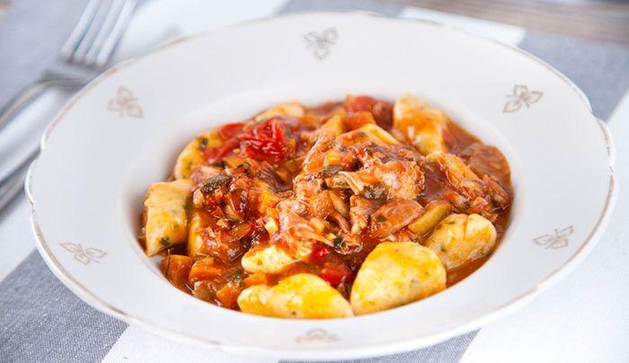 Ricotta Gnocchi | Good Chef Bad Chef