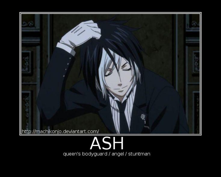 Black Butler- Black Butler: The Making Of Kuroshitsuji OVA Ash/Ashe Landers
