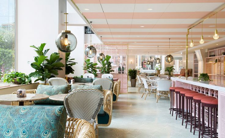 It's all about Garbo and Gaga at the new Haymarket by Scandic Hotel in Stockholm. Located on Hötorget, an active market square in the…