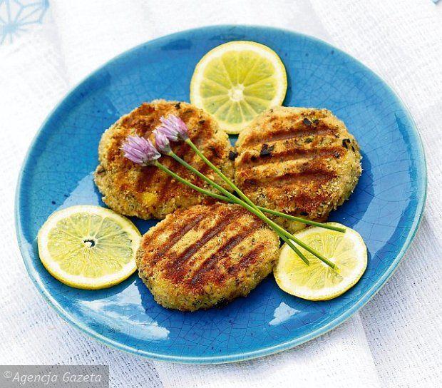 Kotleciki z tuńczykiem