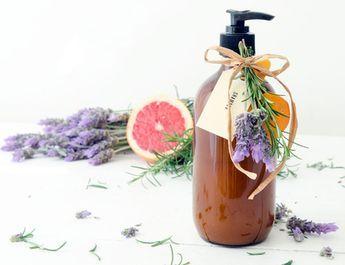 Cómo hacer tu propio shampoo y acondicionador orgánicos