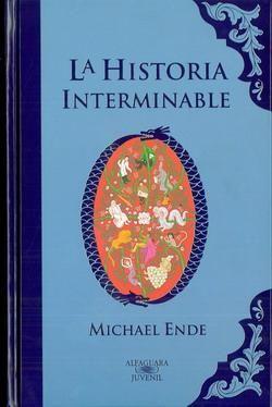 Libro con poderes mágicos, pues la historia de Bastian parece no terminar jamás.