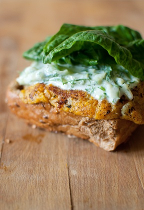 carrot potato burger | Sandwicherie | veritable veggie burger ...