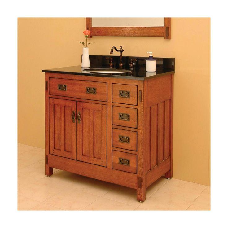 """36"""" American Craftsman Vanity - Bathroom Vanities - Bathroom"""