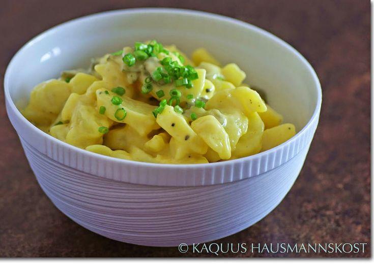 KAQUUS HAUSMANNSKOST: rheinischer Kartoffelsalat