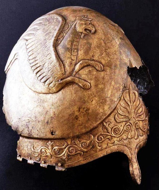 Coif din bronz, a doua jumătate a secolului V î.e.n.