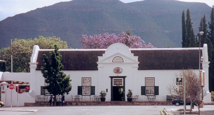 The Drosdy in Graaff-Reinet -- South Africa